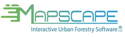 Mapscape | Interactive Urban Forestry Software | Logo